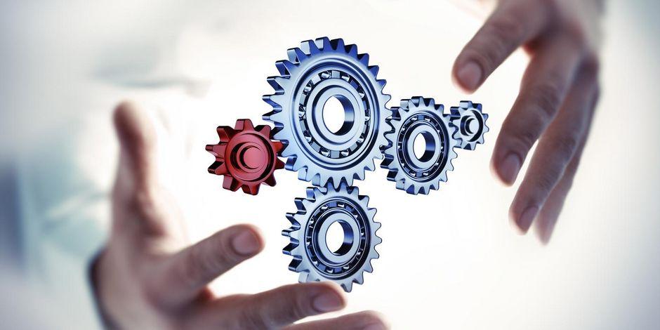 Prozessmanagement: umfangreiche technische Erweiterung